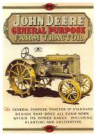 Tracteur John Deere - Trattori
