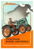 Tracteur Holder Metzingen Reutlingen - Trattori