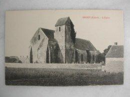 BROUY - L'église - France
