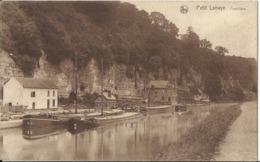 Petit Lanaye Frontière 1932  (binnenscheepvaart - Navigation Intérieure) - Visé