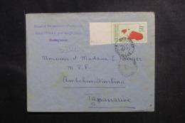 MADAGASCAR - Enveloppe De Morovoay Pour Tananarive En 1937, Affranchissement Plaisant - L 47231 - Madagaskar (1889-1960)