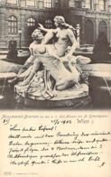 AUTRICHE Austria Statue Monumentale Devant Le Musée De VIENNE Monumental Brunnen Von A.Schmidgruber  Wien I 1902 - Sonstige
