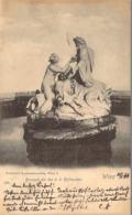 AUTRICHE Austria Statue Devant Le Musée De VIENNE  Brunnen Bei Den K.k.Hofmuseen  Wien I  1899 - Sonstige