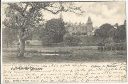 Environs De Genappe - Château De Marbais (Villers La Ville) 1902 - Villers-la-Ville