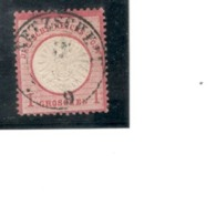 GERMANY1872: Michel 4used - Gebraucht