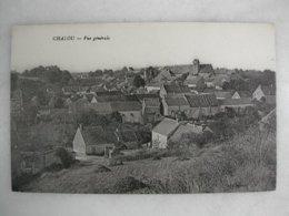 CHALOU - Vue Générale - Other Municipalities
