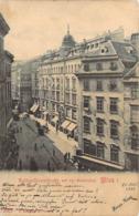 AUTRICHE Austria Rothenthurmstrasse Mit Swietenhof WIEN I 1899 - Sonstige