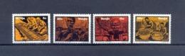 Vanda 1981 - South Africa -  Stamps 4v - Misic Instruments - MNH** - Excellent Quality - Venda
