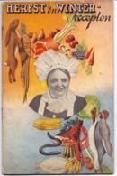 Kookboekje Herfst & Winter Recepten - Cie Liebig Antwerpen - - Sachbücher