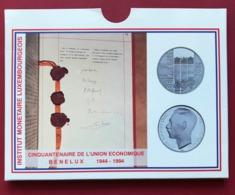 Luxembourg 250 Francs 1994 - PROOF - Luxemburgo