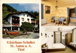St. Anton A. Arlberg - Gästehaus Schulter - 3 Bilder (4474) - St. Anton Am Arlberg
