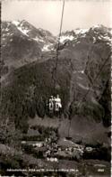 Schindlerbahn, Blick Auf St. Anton Am Arlberg (5642) * 18. 8. 1956 - St. Anton Am Arlberg