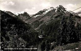 Schindlerbahn Bei St. Anton A. Arlberg Mit Fervall (5643) - St. Anton Am Arlberg