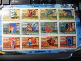 Europa Cept 2006; Mosambik; Kleinbogen; 50 Jahre Cept; Gezähnt; Postfrisch**; Mnh - 2006