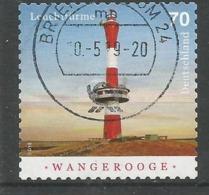 BRD 2018 Mi.Nr. 3396 , Leuchtturm Wangerooge - Selbstklebend / Self-adhesive - Gestempelt / Fine Used / (o) - Used Stamps
