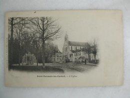 SAINT GERMAIN LES CORBEIL - L'église - Other Municipalities