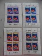 Europa Cept 2006; Kiribati.50 Jahre Cept; 4 Blocks; Postfrisch**; Mnh - 2006