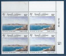 "Nle-Caledonie Coins Datés Aerien YT 296 (PA) "" Tableau "" Neuf** Du 05.03.93 - Ongebruikt"