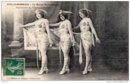 APOLLO-BORDEAUX - La Revue Merveilleuse - Les Billets De Banque Américains - Bordeaux