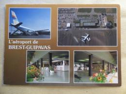 AEROPORT / AIRPORT / FLUGHAFEN     BREST-GUIPAVAS - Aerodromi