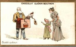 CHROMO CHOCOLAT GUERIN BOUTRON OUISTITI QUETEUR - Guerin Boutron