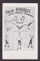CPA Cirque Acrobate Circus Cirk Non Circulé The De Brailly - Circus