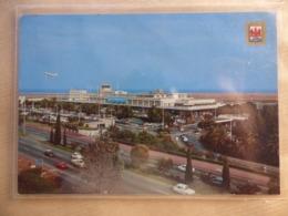 AEROPORT / AIRPORT / FLUGHAFEN    NICE  COTE D AZUR - Aerodromes