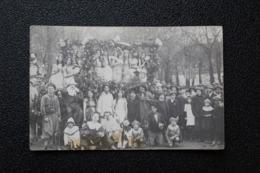 Quinçay 86 Deux Cartes Photos Carnaval Années 30 246CP03 - France