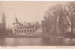 Carte 1909 LE CHATEAU DE MAULDE (carte écrite Par Madame De Maulde) - Belgio