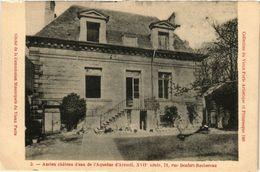 CPA Paris 14e Ancien Cháteau D'eau De L'Aqueduc D'Arcueil (310822) - District 14