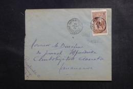 MADAGASCAR - Enveloppe Pour Tananarive,en 1939, Affranchissement Plaisant - L 47244 - Madagaskar (1889-1960)