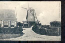 Kolijnsplaat - Molen - 1910 - Sluis - Niederlande