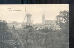 Tholen - Molen De Verwachting - 1910 - Tholen