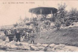 SUISSE-LES CHAUX-DE-FONDS-AUX CRÉTÉTS- ANIMÉE - VD Vaud