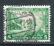 Deutsches Reich 501 A Gestempelt Mi. 9,- - Gebraucht