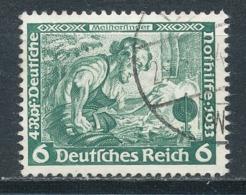 Deutsches Reich 502 A Gestempelt Mi. 3,- - Gebraucht