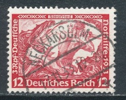 Deutsches Reich 504 A Gestempelt Mi. 3,50 - Gebraucht
