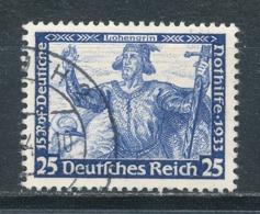Deutsches Reich 506 A Gestempelt Mi. 50,- - Gebraucht