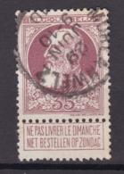 N° 77 MORLANWELZ - 1905 Thick Beard