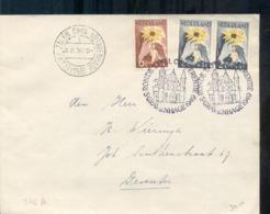 Den Haag - Ronde Tafel Conferentie - 1949 - Poststempels/ Marcofilie