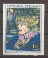 Série Artistique Toulouse-Lautrec De 1965 YT 1426 Sans Trace De Charnière Cote Maury 100 € - France
