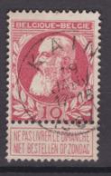N° 74 KAIN - 1905 Thick Beard