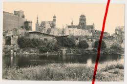 Original Foto - Danzig 1960 - Gdansk - Danzig