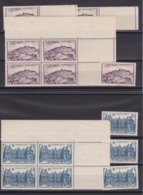 TIMBRE FRANCE/N° 759/760/761/762 NEUF SANS CHARNIERE - Autres