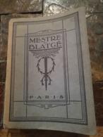 Catalogue MESTRE Et BLATGE    N° 50  RARISSIME:  1188 Pages  Auto Moto Velo Photo Phono .........et .bien D'autres Rimes - Bücher, Zeitschriften, Comics