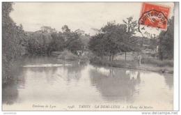 69 - TASSIN - LA DEMI LUNE / L'ETANG DU MOULIN - France