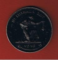 Allemagne  -  Médaille  --  In Eisener Zeit  -  1916   -  état  TTB - Other