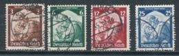 Deutsches Reich 565/68 Gestempelt Mi. 14,- - Gebraucht