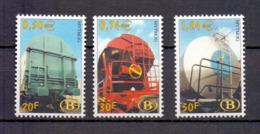 TRV 14/16 Goederentransport Postfris** 2000 - Railway