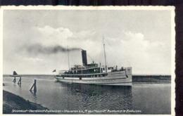 Enkhuizen - Stavoren - Stoomboot - Veerdienst Enkhuizen 1933 - Enkhuizen